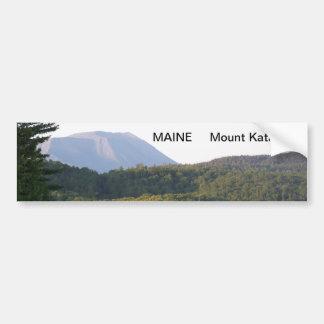 Maine bumper sticker 006