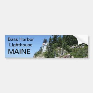 Maine bumper sticker 009