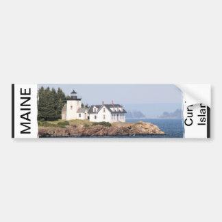 Maine bumper sticker 012
