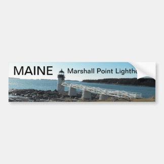 Maine bumper sticker 015