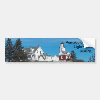 Maine bumper sticker 018