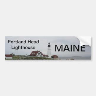 Maine bumper sticker 021