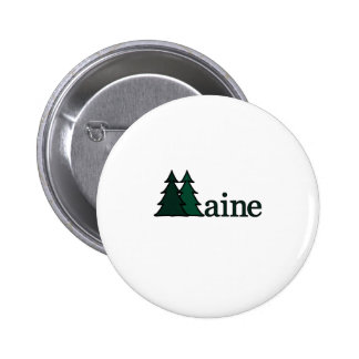 Maine Pinback Buttons
