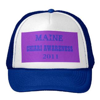 MAINE , CHIARI AWARENESS , WALK - 2011 TRUCKER HAT