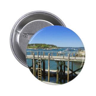 Maine Coast Button