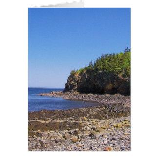 Maine Coast Card