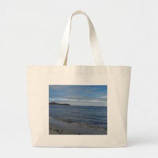 Maine Coast Large Tote Bag