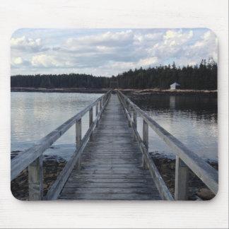 Maine Coast Mouse Pad