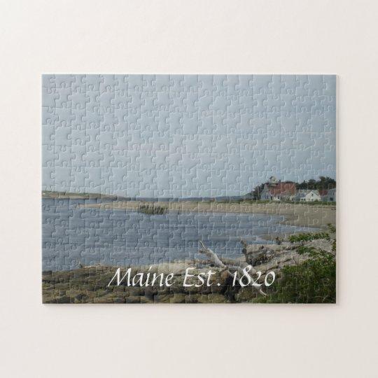 Maine Coast Puzzle