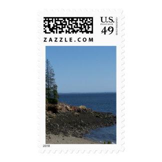 Maine Coast Stamp