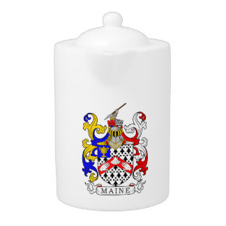 Maine Coat of Arms