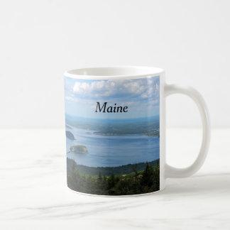 Maine Coffee Mug