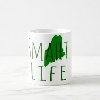 Maine coffee mug from SMAHT LIFE!
