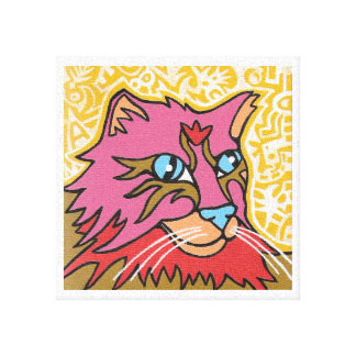 Maine Coon Canvas
