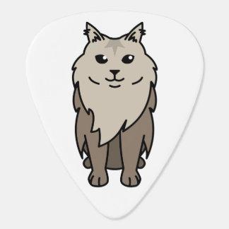 Maine Coon Cat Cartoon Pick
