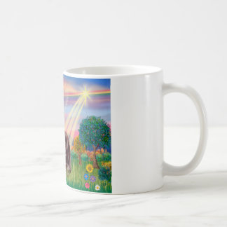 Maine Coon Cat  - Cloud Angel Coffee Mug