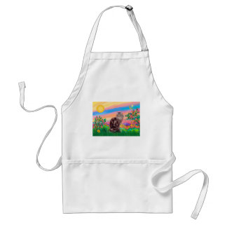 Maine Coon Cat  - Day Star Adult Apron