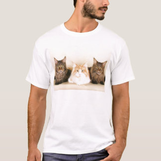 Maine coon Cats T-shirt