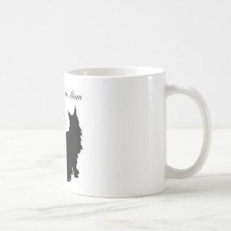 Maine Coon Mom Classic White Coffee Mug
