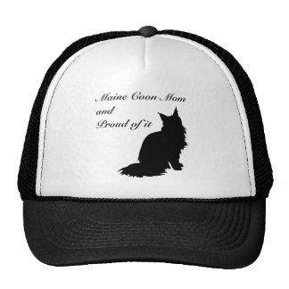 Maine Coon Mom Trucker Hat