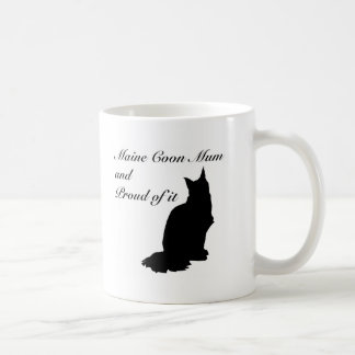 Maine Coon Mum Coffee Mug