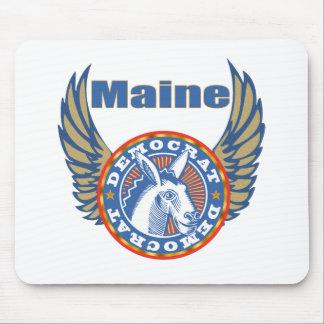 Maine Democrat Party Mousepad