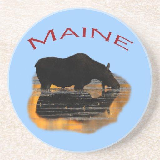 Maine Drink Coasters