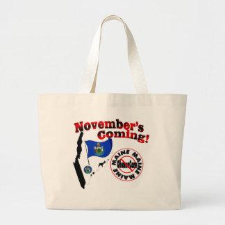 ¡Maine el venir anti de ObamaCare - de noviembre! Bolsas