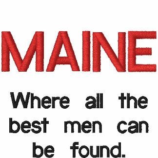 MAINE, en donde todos los mejores hombres pueden