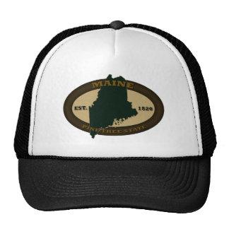 Maine Est. 1820 Mesh Hat