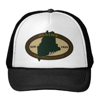 Maine Est. 1820 Trucker Hats
