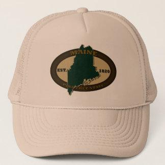 Maine Est 1820 Trucker Hat