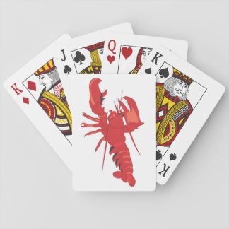 Maine Event Lobster Playing Cards