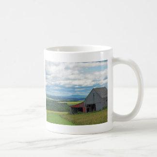 Maine Farmland Coffee Mug