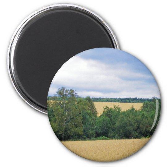 Maine Farmland Magnet