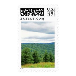 Maine Farmland Postage Stamp