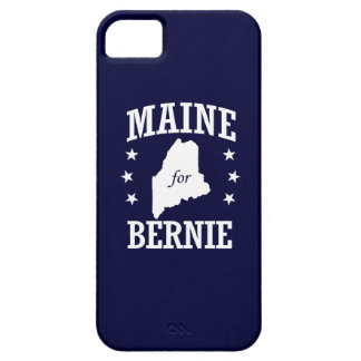 MAINE FOR BERNIE SANDERS iPhone 5 COVER