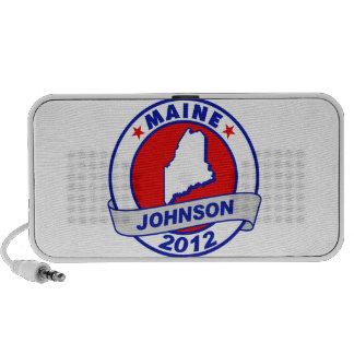 Maine Gary Johnson PC Speakers