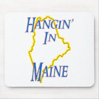 Maine - Hangin Alfombrillas De Ratón