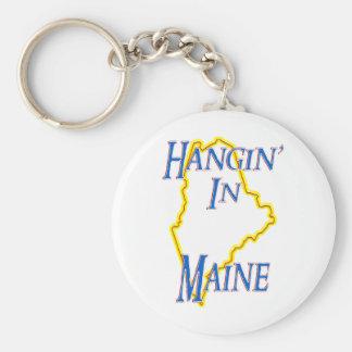 Maine - Hangin' Keychains
