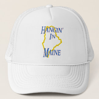 Maine - Hangin' Trucker Hat