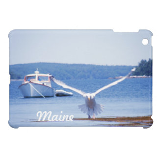 Maine Harbor Cover For The iPad Mini