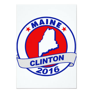 maine Hillary Clinton 2016.png Card