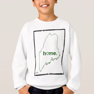 Maine Home Design Sweatshirt