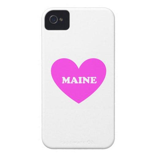 Maine iPhone 4 Cárcasa