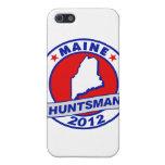 Maine Jon Huntsman Case For iPhone 5
