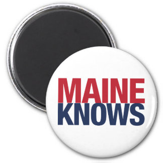 Maine Knows Magnet