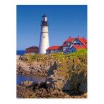 Maine Lighthouse 10 Post Card