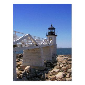 Maine Lighthouse 14 Postcard