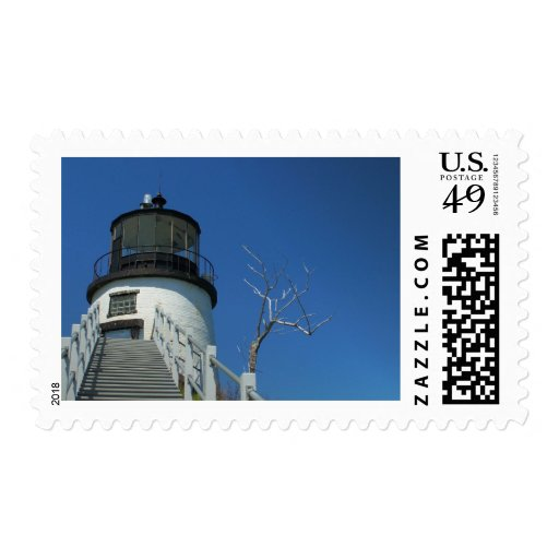 Maine Lighthouse 16 Stamp